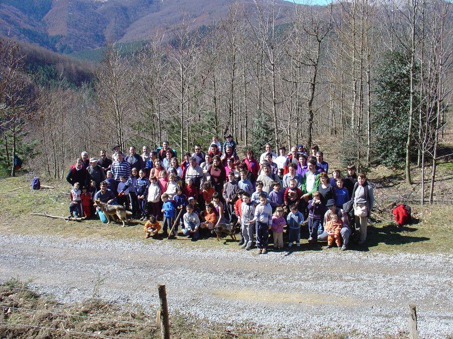 Zuhaitz Eguna 2004